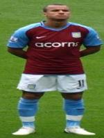 Gabriel Agbonlahor in Match