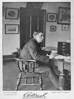C. W. Alcock at Home