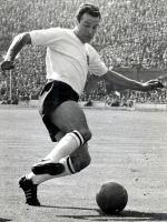 Jimmy Armfield in Action