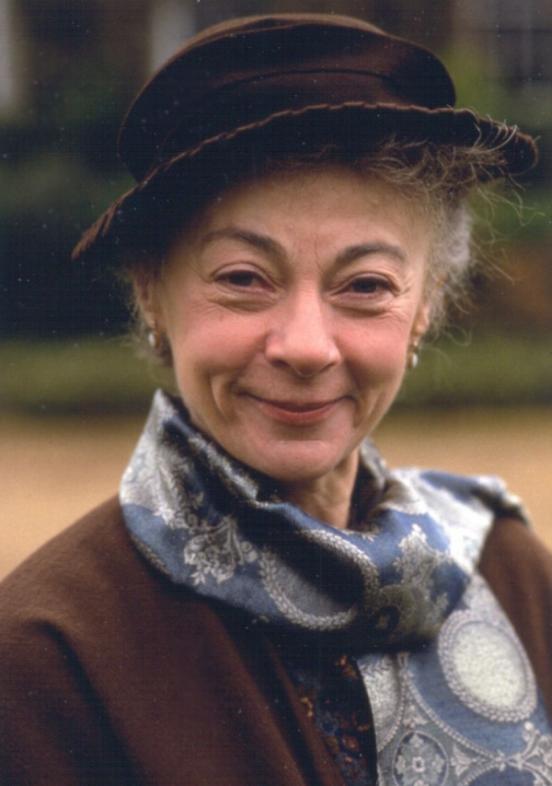 Geraldine McEwan in Arrietty