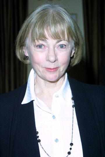 Geraldine McEwan in Moses