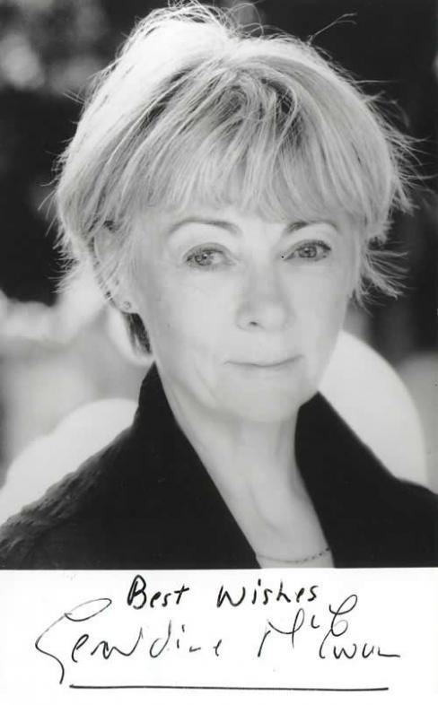 Geraldine McEwan in Vanity Fair