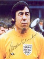 Gordon Banks Goal Keeper