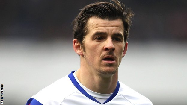 Joey Barton in Match