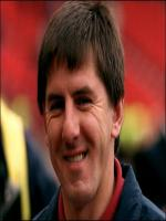 team Manager Peter Beardsley