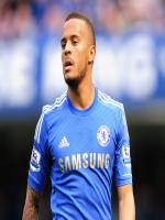 Ryan Bertrand in Match