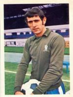 Peter Bonetti in Ground