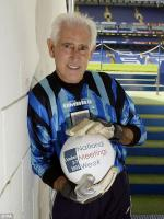 Peter Bonetti Photo Shot