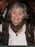 Virginia McKenna in Waterloo