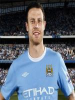 Wayne Bridge in Match