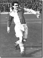 Frank Buckley in action