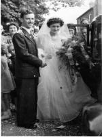 Horace Burrows Wedding Pic