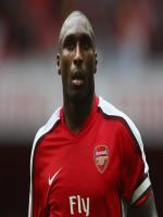 Centre back Sol Campbell