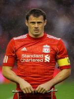 Jamie Carragher Photo Shot