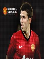 Central midfielder Michael Carrick