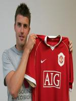 Michael Carrick Photo Shot