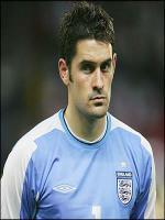 Goalkeeper Scott Carson