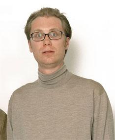 Stephen Merchant in film Green Wing