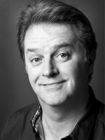Paul Merton in Comedy Store Players.
