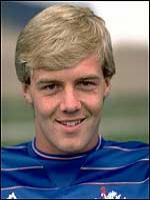 Young Kerry Dixon