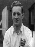 Striker Tom Finney