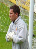Goalkeeper Ben Foster