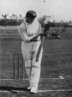 R. E. Foster Cricket Player