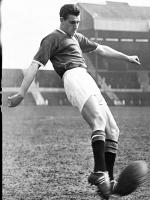 Bill Foulkes in Action