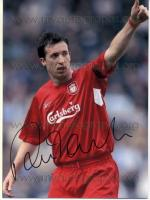 Robbie Fowler in Action