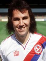 Young Gerry Francis
