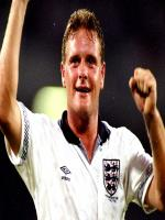 Paul Gascoigne Photo Shot
