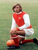 Charlie George in Groung