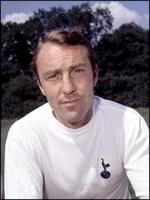 Striker Jimmy Greaves