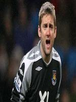 Goalkeeper Robert Green