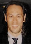 Centre forward Player Mark Hateley