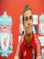 Midfielder Player Jordan Henderson