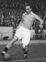 Stanley Matthews in Action