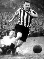 Jackie Milburn in Action