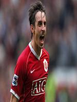 Gary Neville Photo Shot