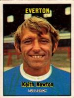 Late Keith Newton