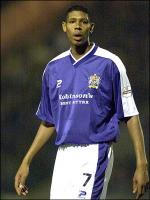 Midfielder Player Carlton Palmer