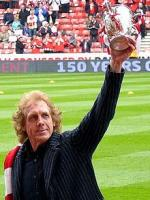 Mike Pejic With Troffy