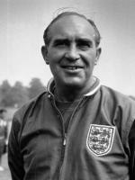 Alf Ramsey Photo Shot