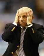 Peter Reid in Action