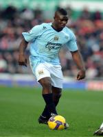 Micah Richards in Match