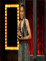 Sophie Okonedo Accepts Awads for Actress in a Featured Role 2014 Tony