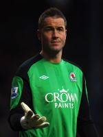Goalkeeper Paul Robinson