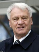 Manager Bobby Robson