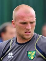Goalkeeper John Ruddy