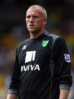 John Ruddy in Match